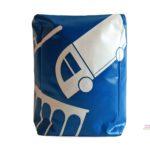 pouf design_teloni di camion riciclati_comics&pouf