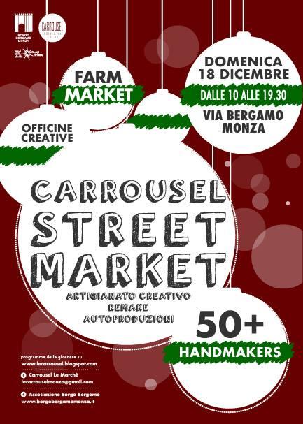carrousel le marchè_street market monza