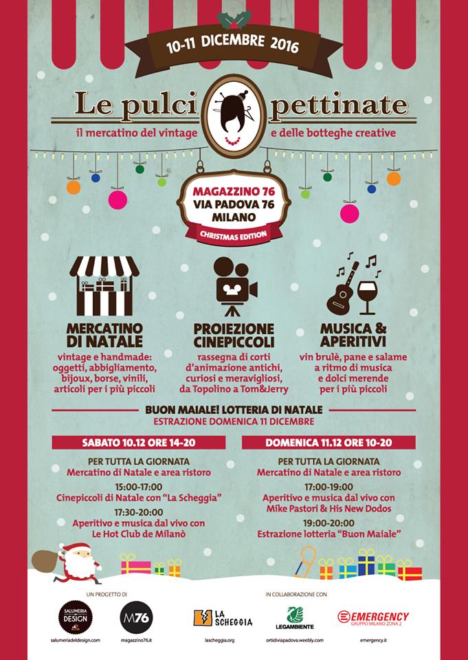 le pulci pettinate_christmas edition