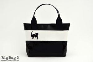 borsa con manici_big bag nera_cruelty free