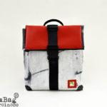 zaino impermeabile_borsa bici_vegan backpack