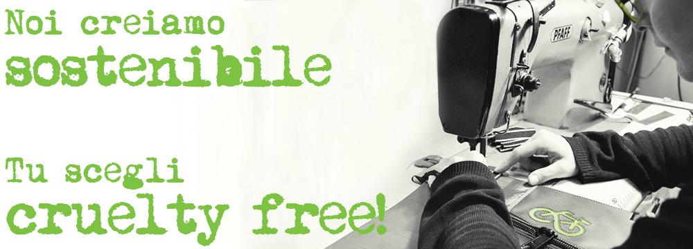 creare sostenibile_cruelty free