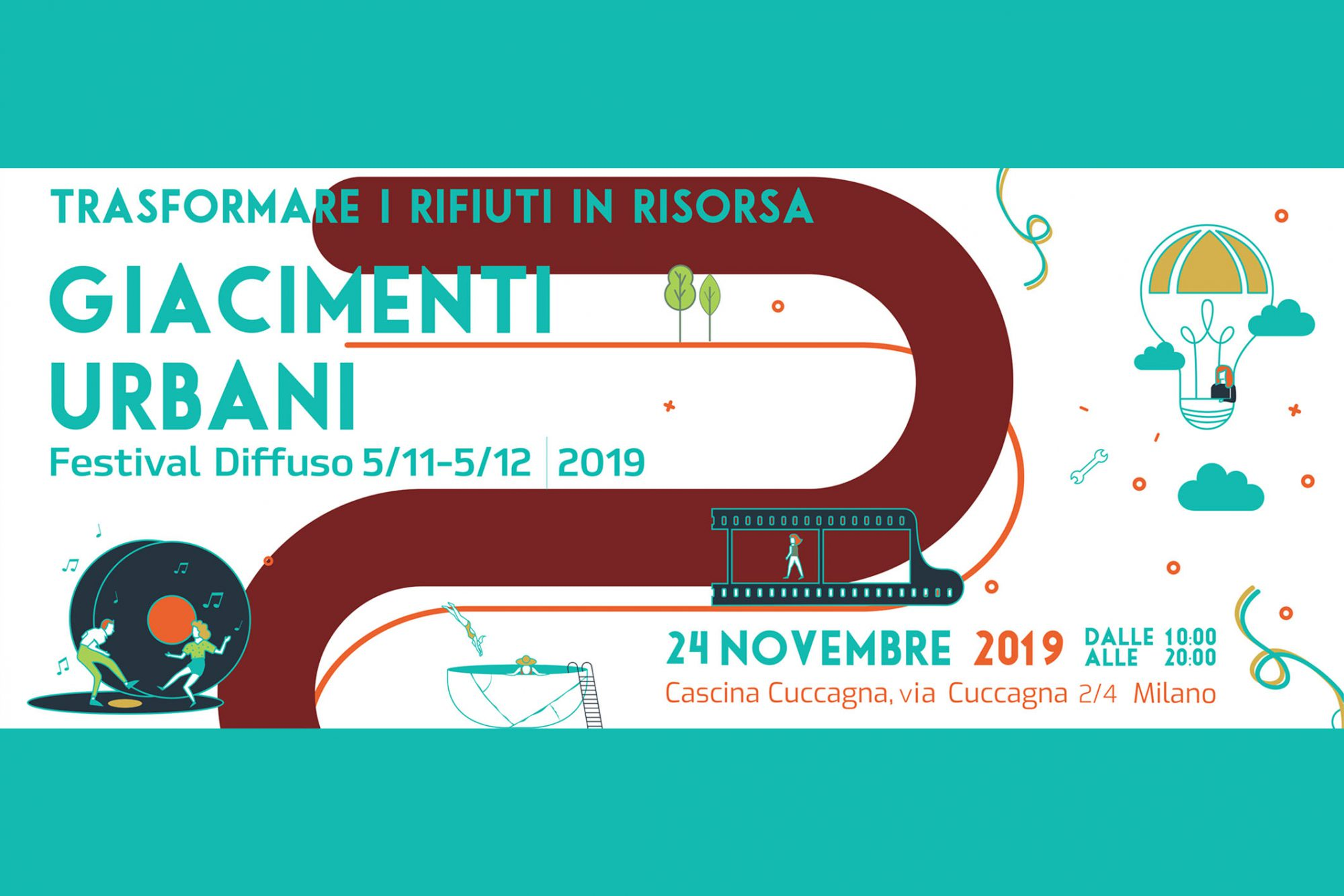 green market_festival giacimenti urbani